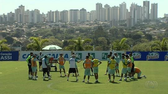 Márcio encara com naturalidade função de interlocutor do elenco do Goiás