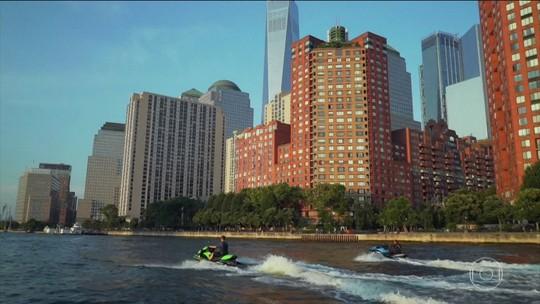 Conheça Nova York a partir de outro ponto de vista: da água