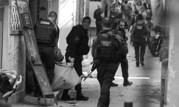 letalidade policial