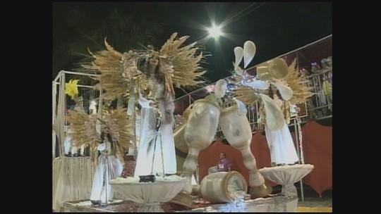 Carnaval de Itá tem duas escolas vencedoras com empate na apuração da 15° edição