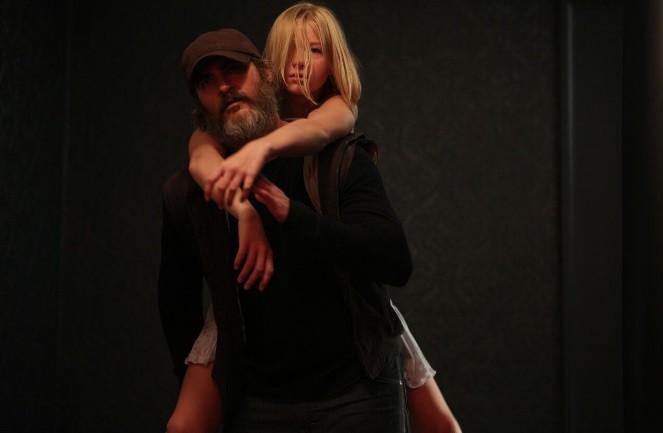 Joaquin Phoenix e e Ekaterina Samsonov (Foto: Divulgação)