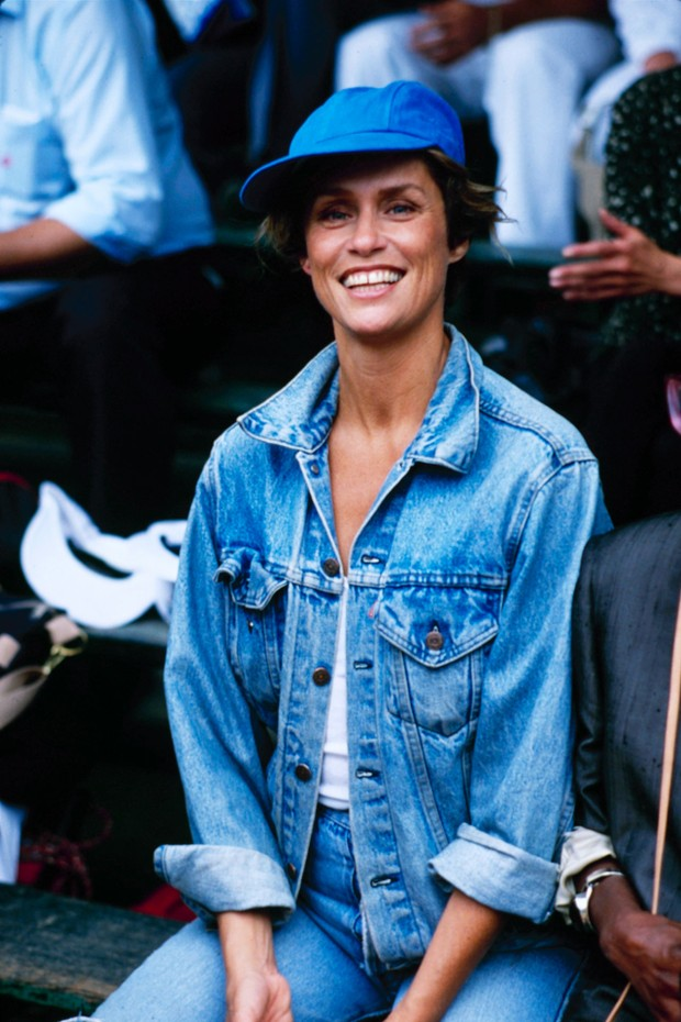 Lauren Hutton (Foto: Getty Images)