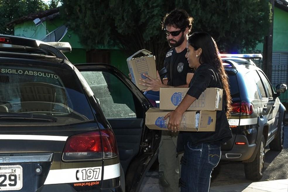 Operação 'Éden': Mandados são cumpridos em Santa Rosa da Serra e São Gotardo