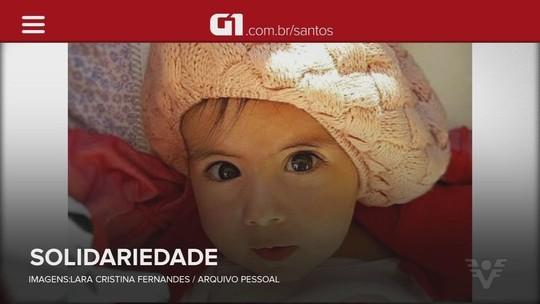 Família mobiliza a web para comprar remédio de R$ 3 mi para salvar bebê