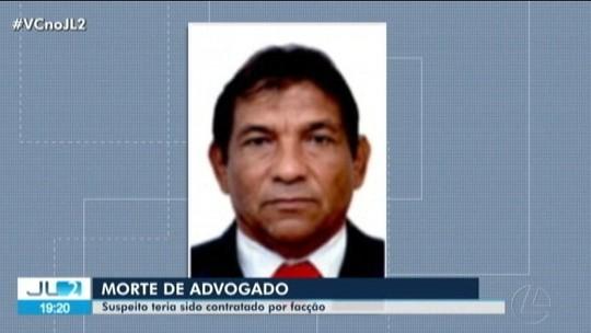 Suspeito de matar advogado no Pará diz que recebeu ordens de dentro da prisão