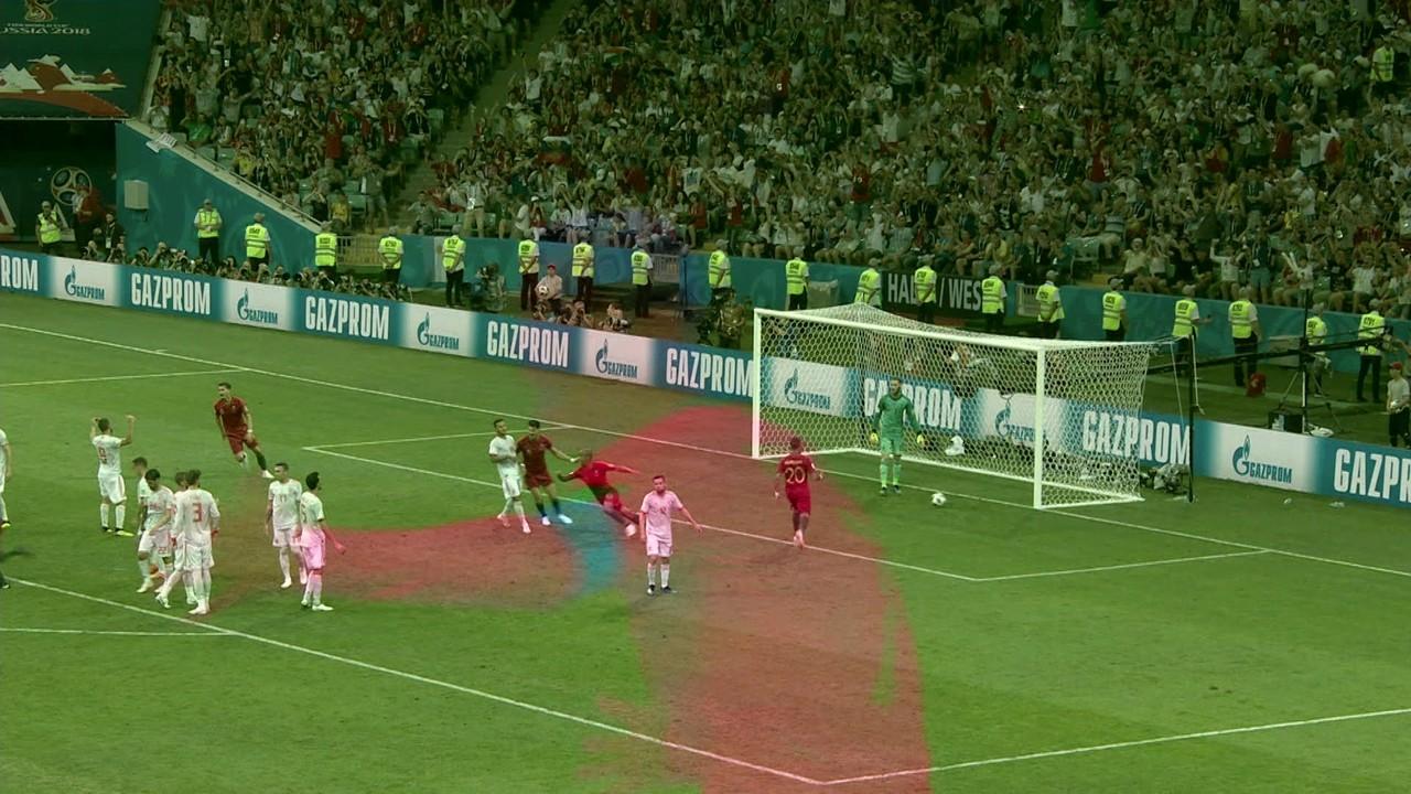 Portugal 3 x 3 Espanha: hat-trick na Copa de 2018