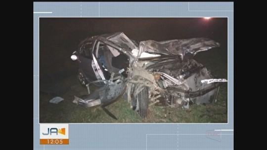 Jovem de 25 anos morre após acidente na BR-101 em Içara