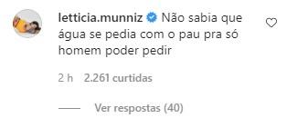 """Curso de """"boas maneiras"""" repercute nas redes sociais (Foto: Reprodução/ Instagram @rainhamatos)"""