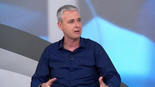 """Tiago Nunes não poupa elogios ao ex-comandado Pablo, reforço do São Paulo: """"Jogador especial"""""""