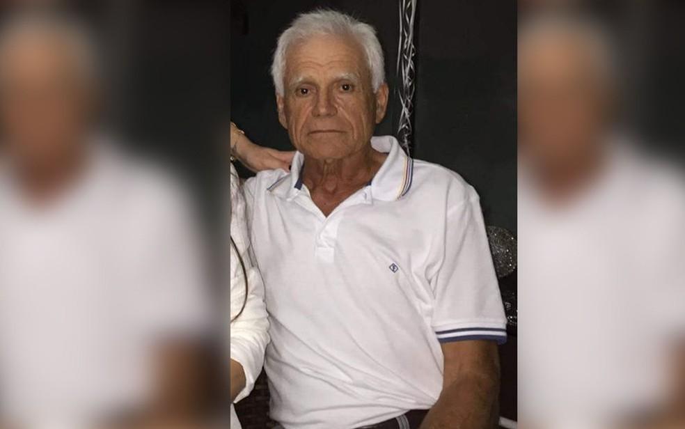 Elói Pereira Duarte, de 77 anos, foi encontrado morto nos fundos da fazenda dele, em Poxoréu (Foto: Arquivo pessoal)