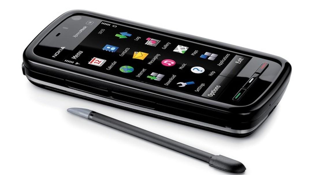 Nokia 5800 Celulares E Tablets Techtudo