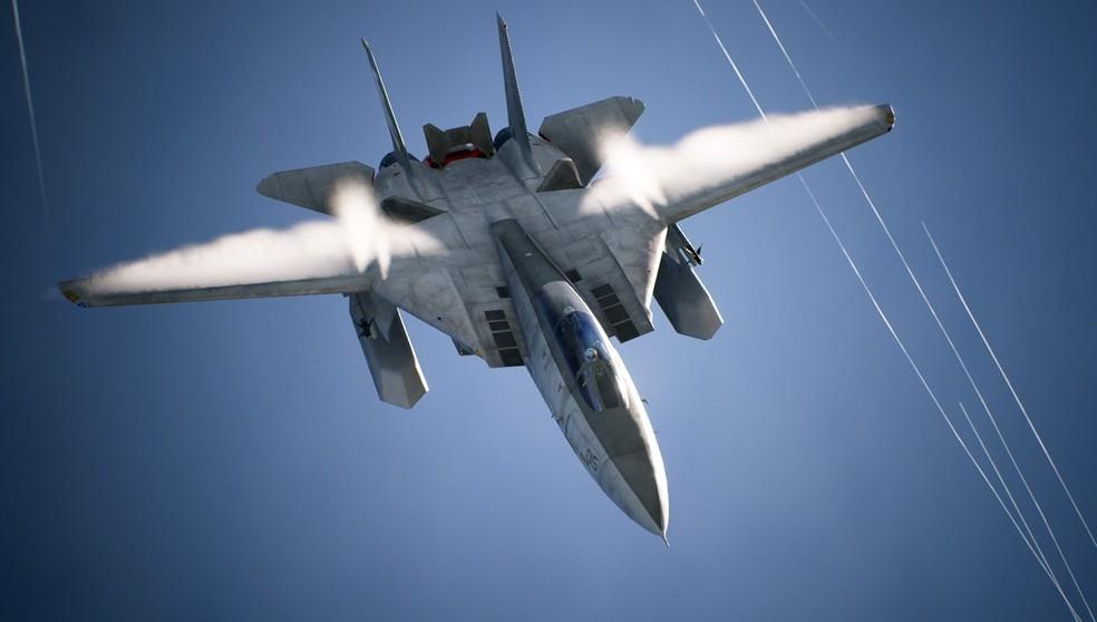 Ace Combat 7 é um dos grandes jogos de simulação — Foto: Divulgação