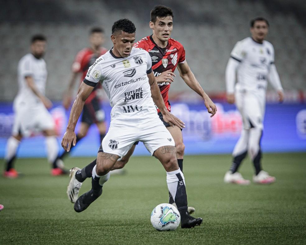 Athletico Ceará — Foto: Matheus Sebenello/NeoPhoto