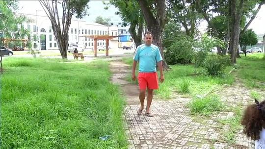 Mato alto provoca transtornos em bairros de Resende, no Sul do Rio