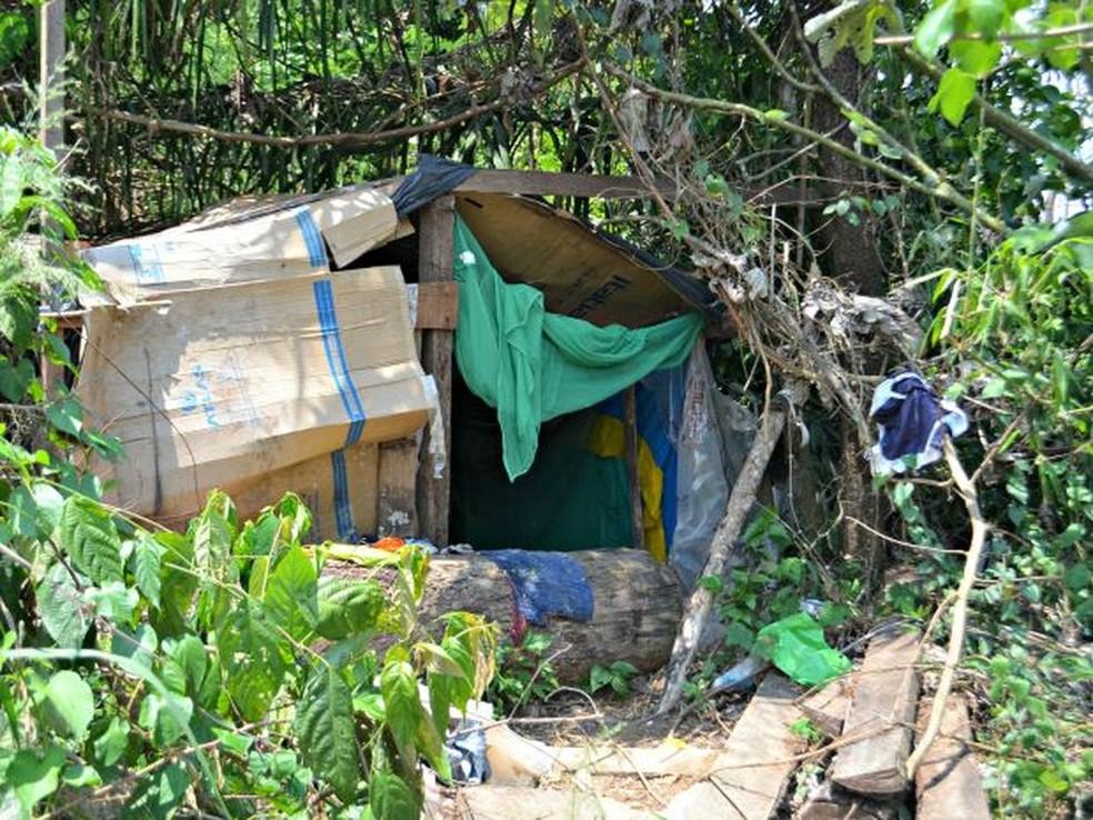 Acre é o 2º estado com maior proporção de famílias vivendo na miséria, aponta levantamento — Foto: Iryá Rodrigues/G1