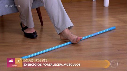 O que fazer para evitar as dores nos pés