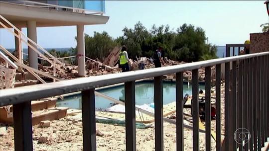 Explosivos são peça-chave na investigação dos ataques na Espanha