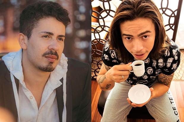 Carlinhos Maia e Whindersson Nunes (Foto: Reprodução/Instagram/QUEM)