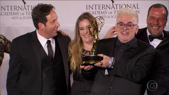 'Verdades secretas' ganha o Emmy Internacional 2016