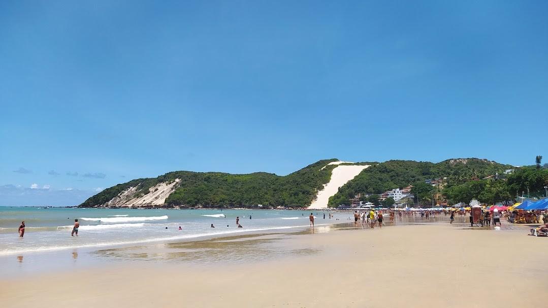Praias da Grande Natal estão próprias para banho, aponta Boletim de Balneabilidade