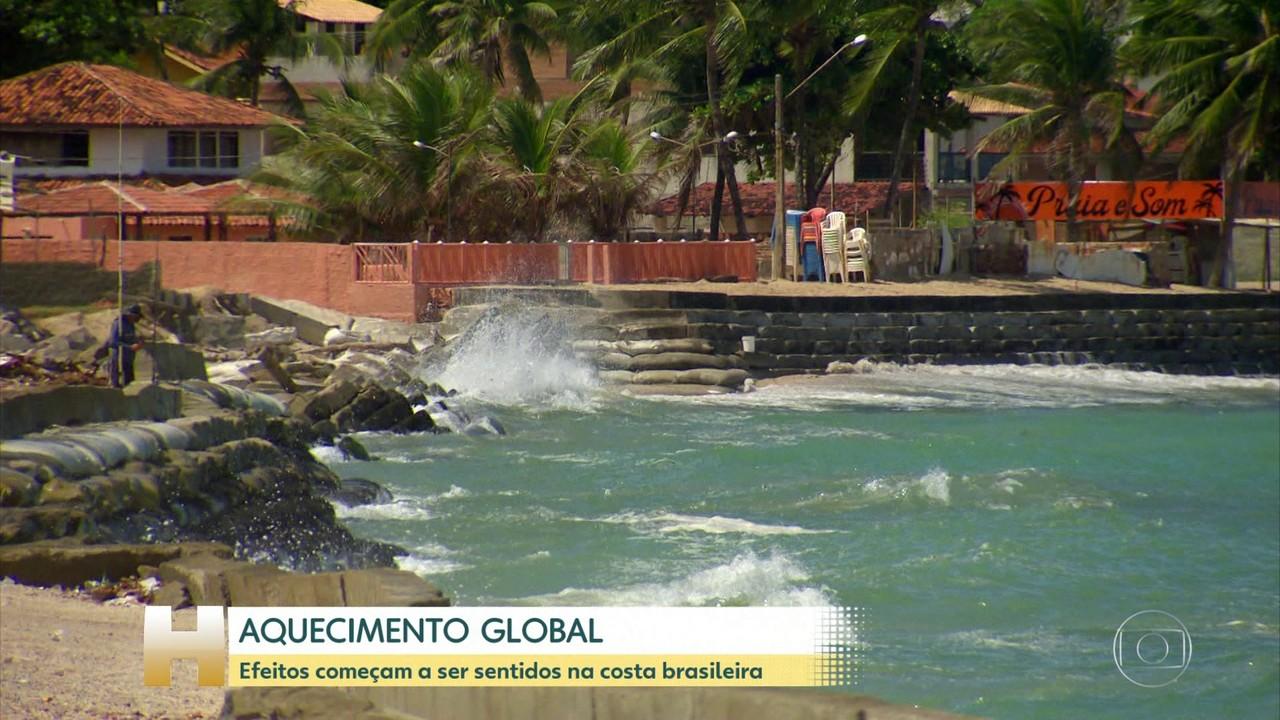 Entenda como um planeta mais quente afeta o Brasil