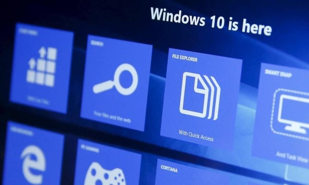 Windows 10 conta com funções de controle parental — Foto: Shannon Stapleton / Reuters