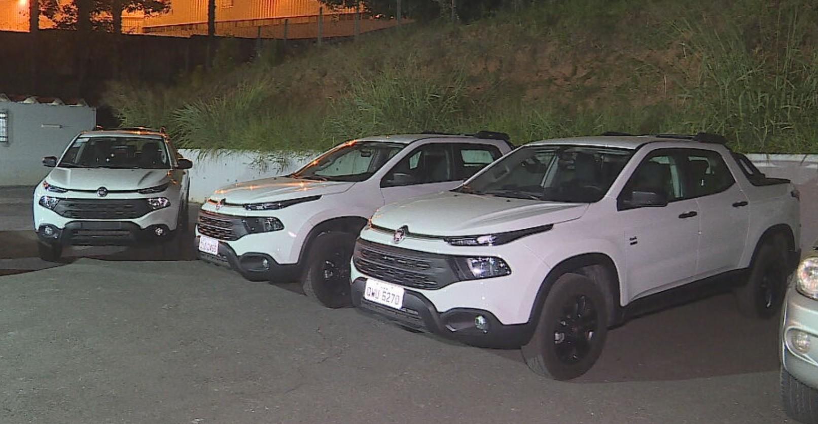 Polícia recupera veículos furtados e prende suspeito de receptação em Contagem, na Grande BH