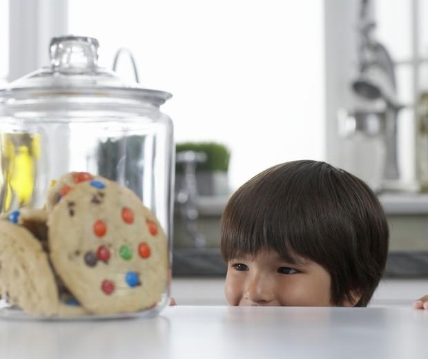 doce_guloseima_criança_obesidade_cookie_açúcar (Foto: Thinkstock)