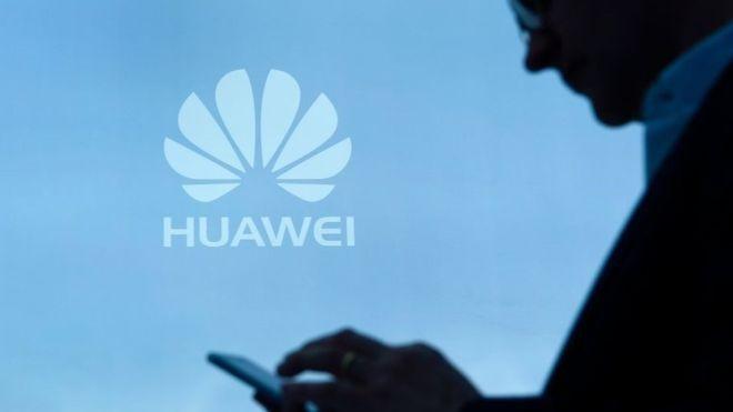 A companhia chinesa é uma das maiores empresas de tecnologia do mundo (Foto: AFP)