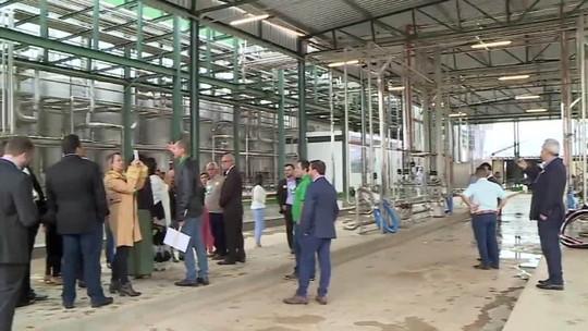 Fábrica de laticínios é inaugurada em Antônio Carlos