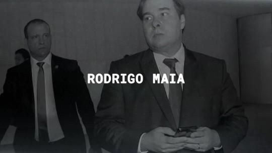 Central GloboNews recebe Rodrigo Maia, presidente da Câmara