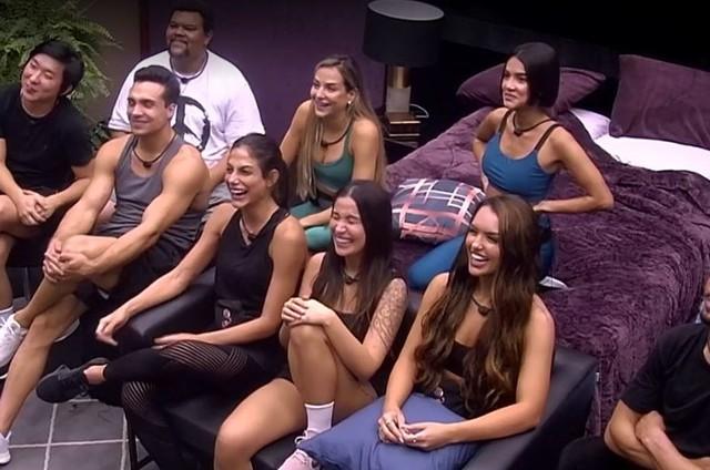 Participantes do 'BBB' 20 (Foto: TV Globo)