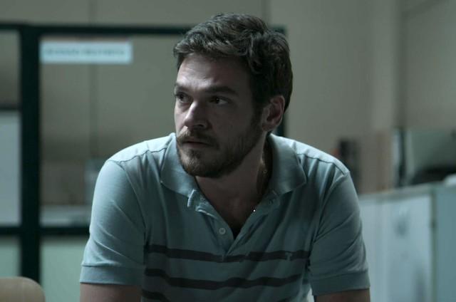Emilio Dantas é Rubinho em  'A força do querer' (Foto: Reprodução)