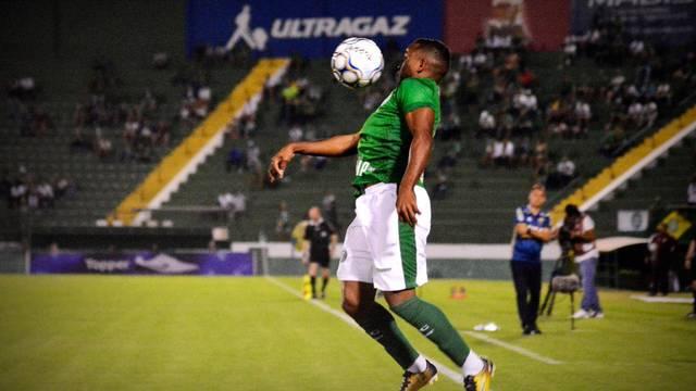 Pará marcou o primeiro gol pelo Bugre