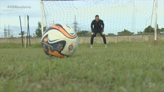 De baixo das traves do Porto Velho Esporte Clube: Dida ou Gabriel Sarges?