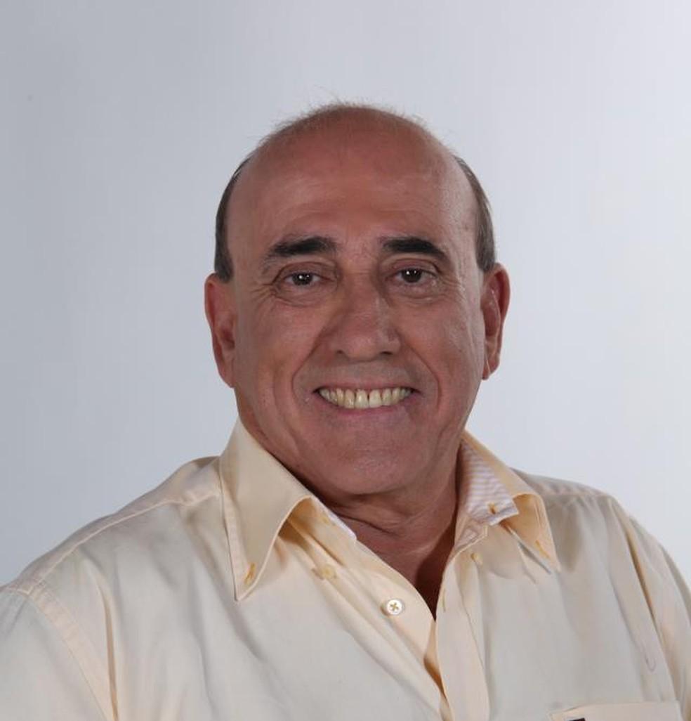 Mário Português da Coimbra já foi candidato a prefeito de Porto Velho — Foto: Facebook/Reprodução