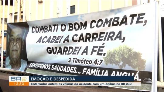'Menina de muitos sonhos', diz coordenador de uma das vítimas em acidente de ônibus que levava estudantes na Bahia