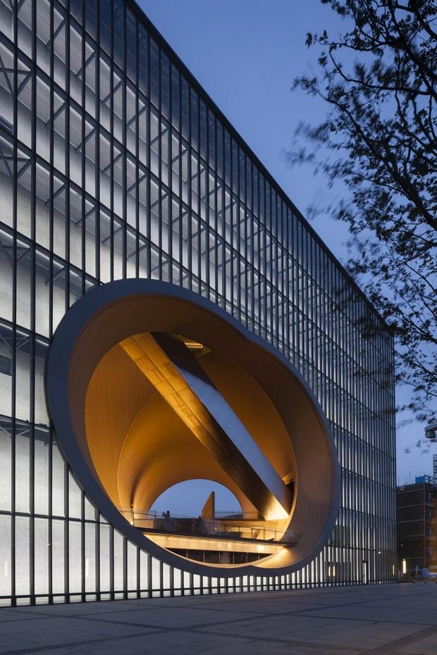Exposição em Paris homenageia obra do arquiteto japonês Tadao Ando (Foto: Divulgação)