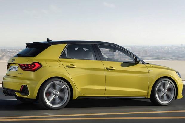 Audi A1 2019 (Foto: Divulgação)