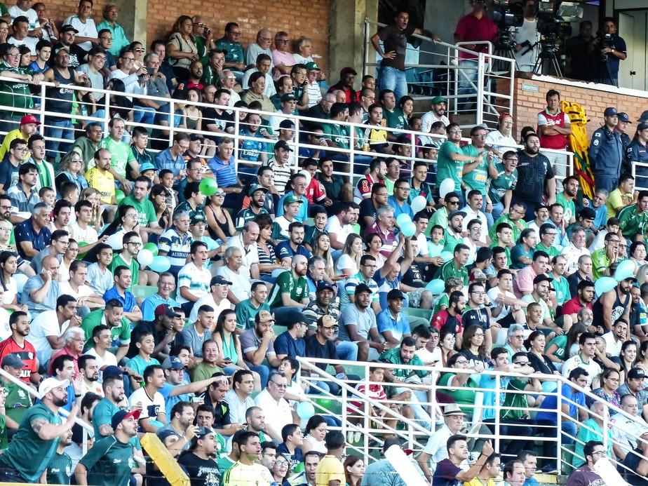 Caldense mantém ingressos a R$ 20 para jogo com o Patrocinense no Mineiro