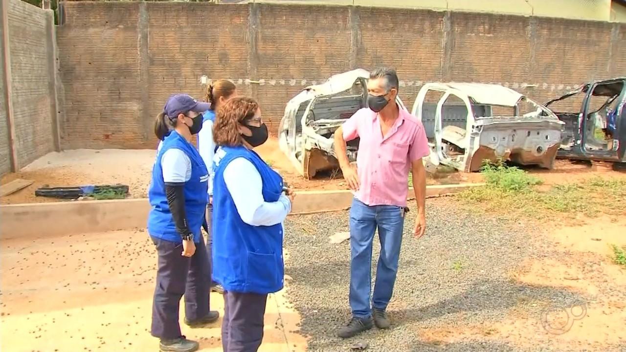 Número de casos de dengue cresce no noroeste paulista