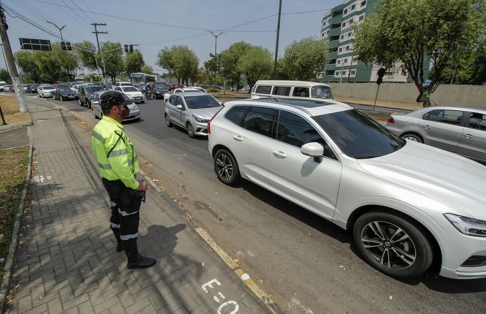 Mudanças no trânsito da região passam a valer a partir desta terça-feira (11). — Foto: Divulgação/Semcom