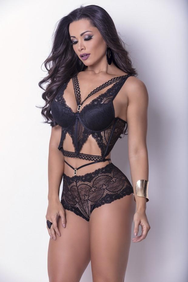 Fernanda Davila (Foto: Rogério Tonello / MF Press Global)
