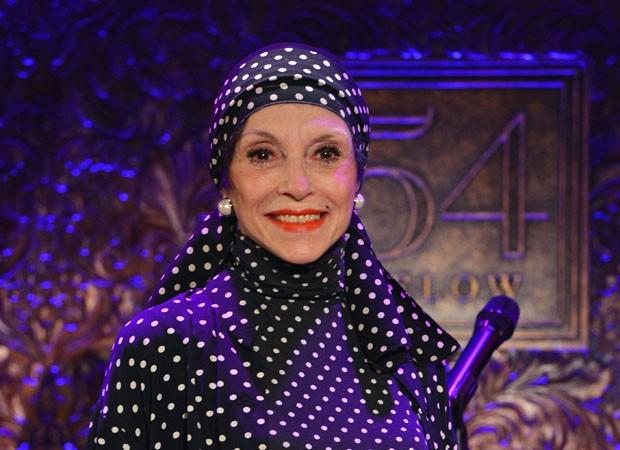 Liliane Montevecchi (Foto: Getty Images)