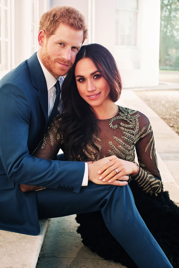 Principe Harry Meghan Markle (Foto: Getty Images)