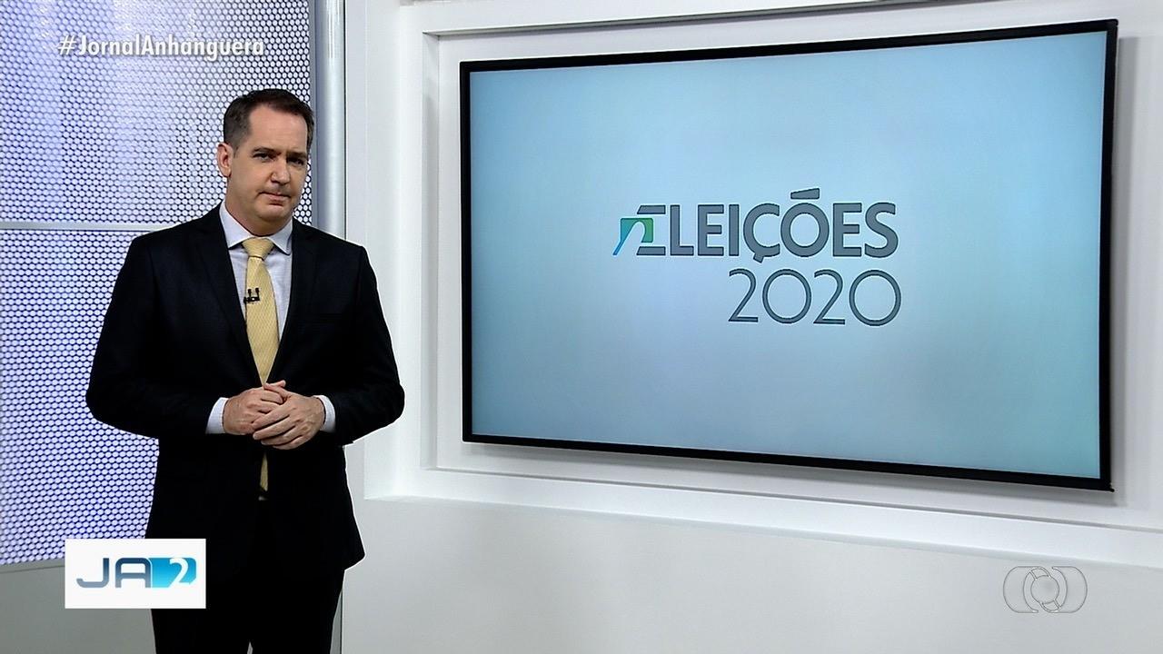 Veja segunda rodada de pesquisa Ibope sobre disputa eleitoral pela prefeitura de Goiânia