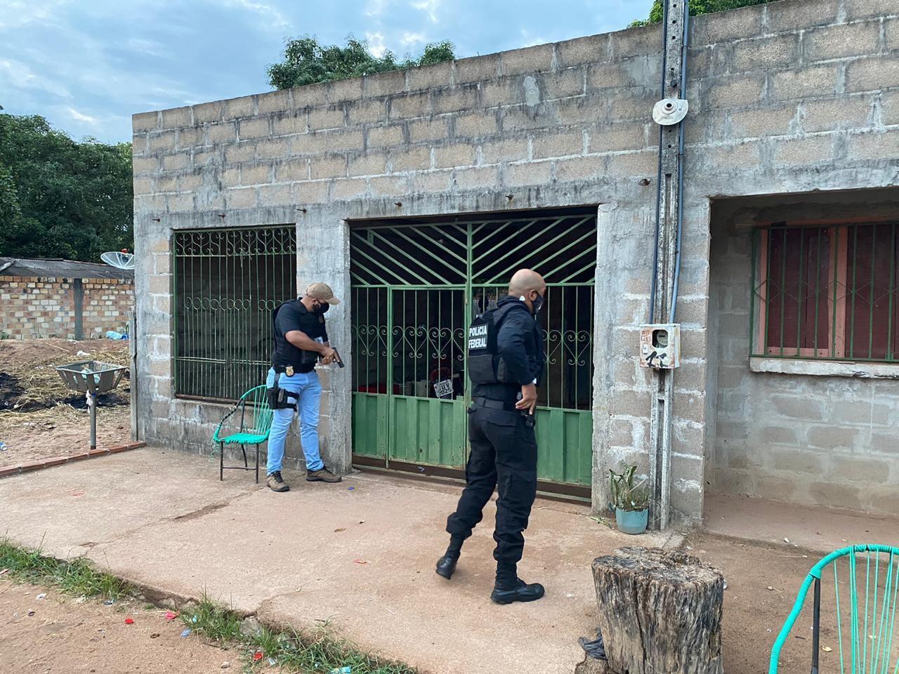 PF cumpre mandados e prende uma pessoa em operação que investiga fraudes em benefícios sociais no Pará