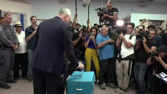 Boca de urna mostra disputa acirrada em eleição em Israel
