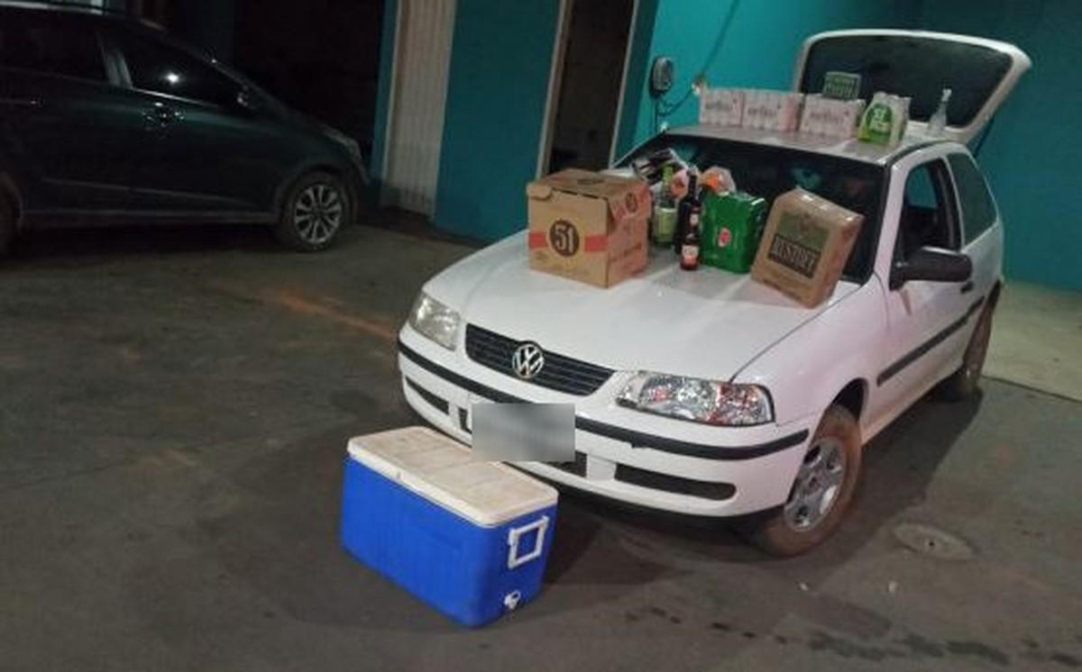 Homem é preso ao tentar pagar combustível com 'PIX falso' em posto no sul do Tocantins