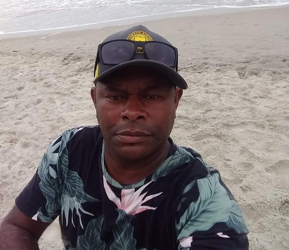Clóvis tinha 49 anos e morreu no local após ser atropelado  — Foto: Arquivo pessoal